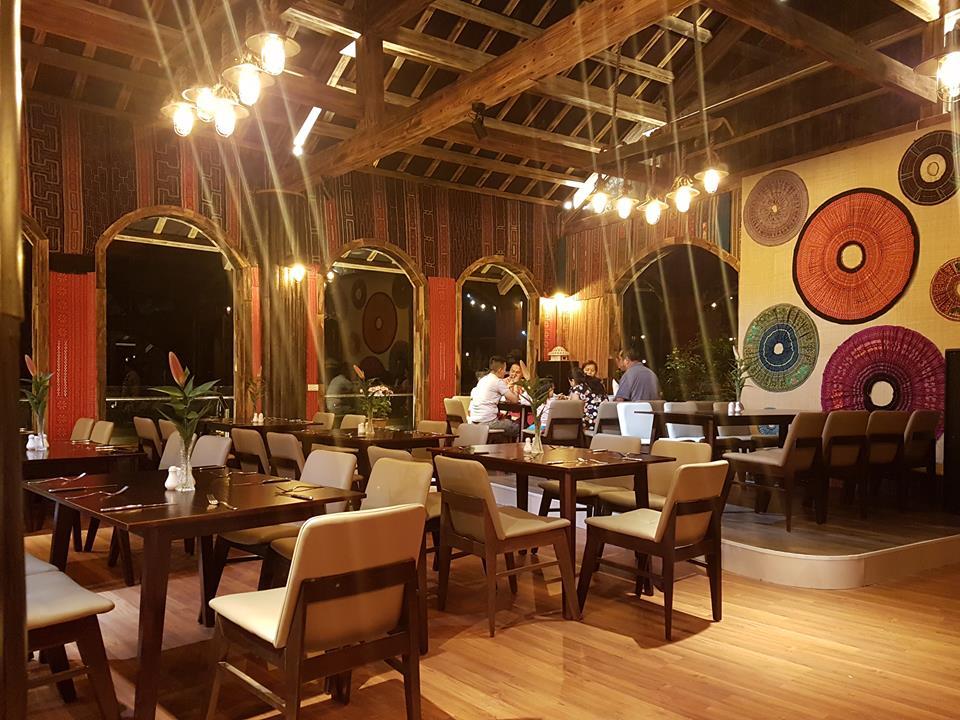 Đơn vị thi công nội thất nhà hàng ăn uống cao cấp