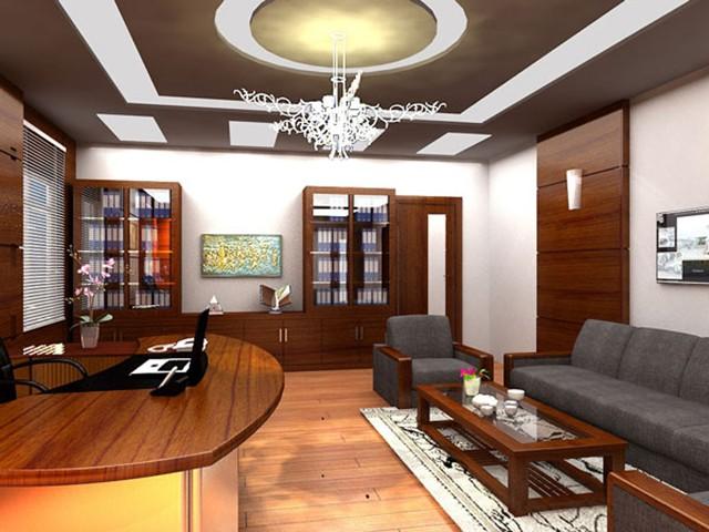 Tiêu chuẩn thiết kế thi công nội thất văn phòng làm việc quy trình chuyên nghiệp