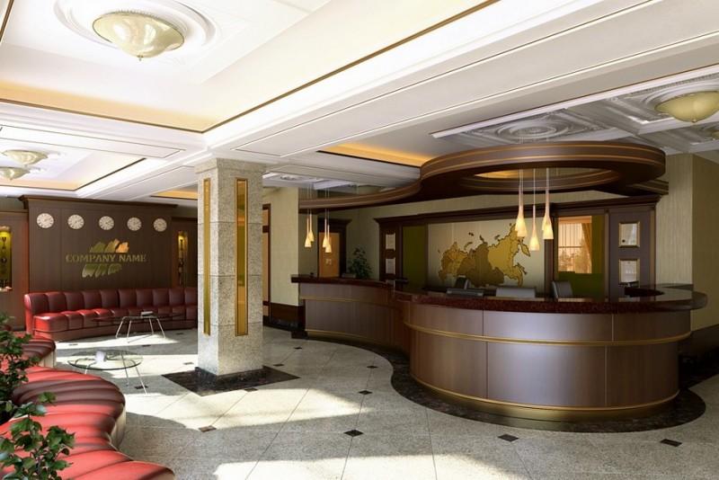 Các mẫu thiết kế thi công nội thất văn phòng dịch vụ ưu đãi