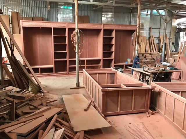 Xu hướng xưởng lắp đặt nội thất tại tphcm đẳng cấp